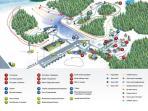 Ski-resort is at 30 km distance