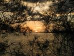 Sunset near Boca Grande