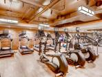 Westgate offers a fully equipped and recently renovated fitness center with treadmills, ellipticals, weights, training...