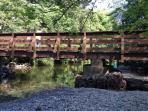 Bridge over Luss Water