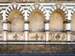 Piazza Santa Maria Novella (300m away)
