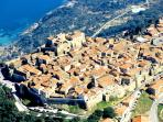 Aerial View of Castello