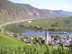 Mosel view Calmont