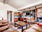 Warm & Inviting Snowmass Studio w/Newly Remodeled Kitchen & Wifi - Prime Ski-In/Ski-Out Location! Walk to Restaurants, Shopping & More