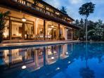 Combine hotel-like amenities with real Bali charm