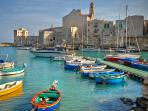 Take a quick trip to the sea and enjoy Giovinazzo, just 15 KL away.