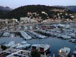 Harbour at Port Soller