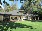 5-Bedroom 5.5-Bath luxury property with a large green lawn