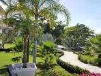 75.000 square meters of exotic gardens, right in the heart of Sosùa, facing General Imbert Beach