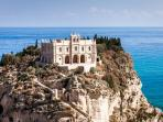Santa Maria dell'Isola, Tropea, Italy