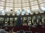 The Devonshire Dome - part of the University of Derby - great place to have lunch