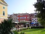 App. Xenia is situated on the 2nd floor of a 200 years old Venetian house