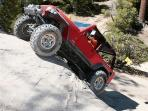 We have hundreds of miles of four wheel drive trails.