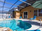 Disney or Golf ?   Luxury 5 bed 4.5 bath villa
