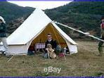 NEW OF 2016!!  Furnished tent by the pond!  Glamping comes to Donameer Farm!  Ruffing it!