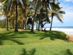 La plage de 'Grand Anse' à 10 mn de la résidence
