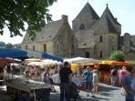 weekly market / weekmarkt