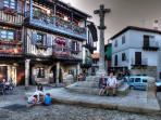 La Alberca, visita recomendada desde la casa rural Casa Salva. Pueblo de interés turístico nacional