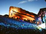 Red Rocks is twenty minutes away.