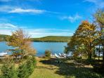 View of Deep Creek Lake