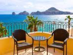 Beachfront Three Bedrooms - 4th Floor – Medano Beach - Land's End & Bay Views!
