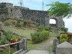 Fort Frederick - 8 minute walk from Comfort Stay