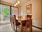 Lovely Dining Area For 6 Guests