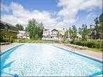 Enjoy the Community Swimming Pool in the Summer Months