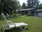 Our serene country property is so relaxing!