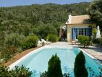 Terrace & Private pool