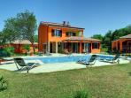Luxury Villa***** in Nature With a Large Pool.
