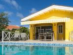 Villa Karawara with private swimming pool 6 m. x 3 m.