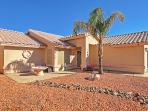This terrific Phoenix vacation rental house is centrally located to many sporting events