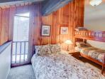 Mammoth Ski & Racquet #126 - Loft with 3 beds