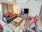 Sierra Parks Villas #03 - Living room with TV