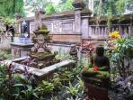 Garden, Murni's Houses , Ubud, Bali