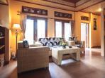 Living Room, Sawo Apartment 1, Murni's Houses , Ubud, Bali