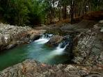 Currumbin Rock Pools (17 mins away)