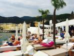 Lido Beach club, Opatija