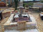 Chattanooga's most unique fire pit!