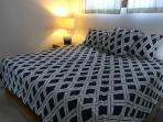Cottage King size bed