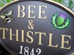 Wecome to the Bee & Thistle Guest House @ 1842 Parker Street, Vancouver, BC, Canada