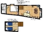Casa del Cipresso, Calitri - Floor Plan