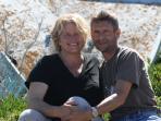 Your Hosts--- Margaret & Tony