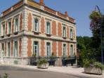 The main house/ Chambres d'hotes.