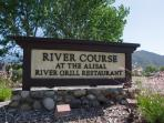 Play golf at the nearby Alisal Ranch River Course.
