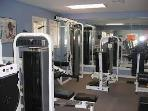 State of the art gym located at Wellness Center.