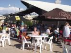 beach  cafe/restaurante