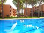Apartamento con piscina comunitaria, Pals
