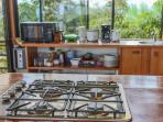 Upper level Kitchen